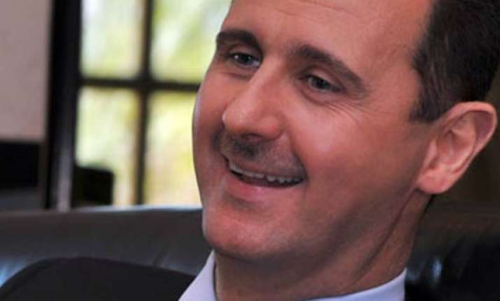 syria will not bow down to foreign pressure assad