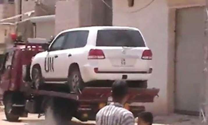 syria claims it has retaken rebellious village