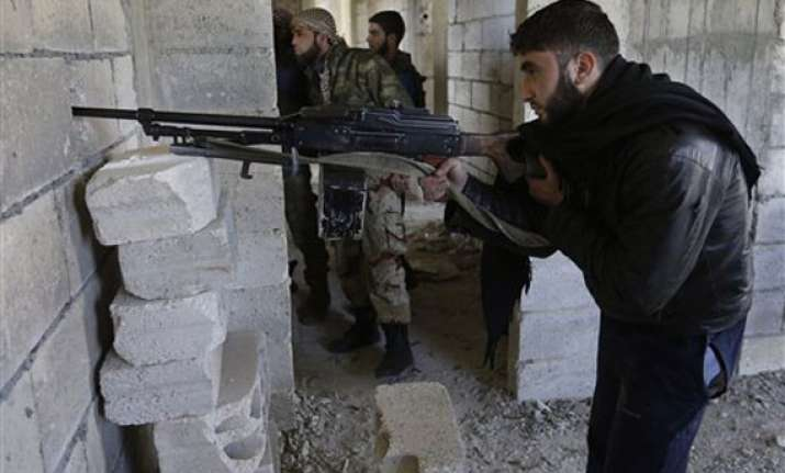 syrian clashes reach 12th century aleppo mosque