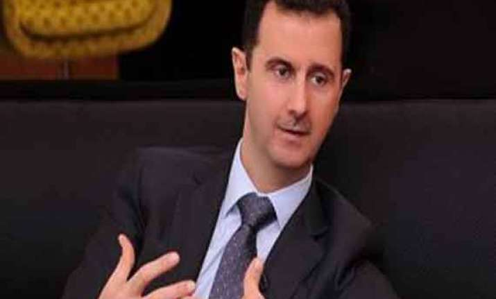 syrian president grants general amnesty