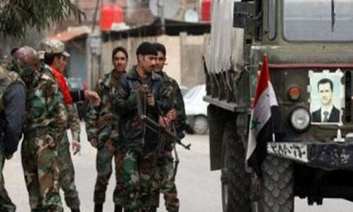 syrian troops kill 47 rebels