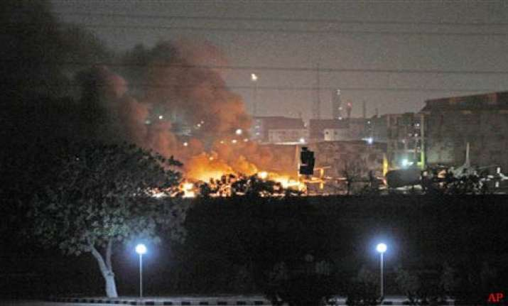ttp claims responsibility for karachi naval base attack
