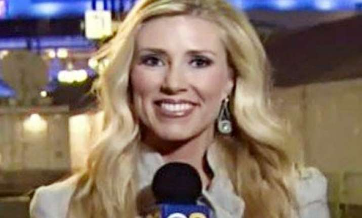 tv reporter lapses into gibberish during live show