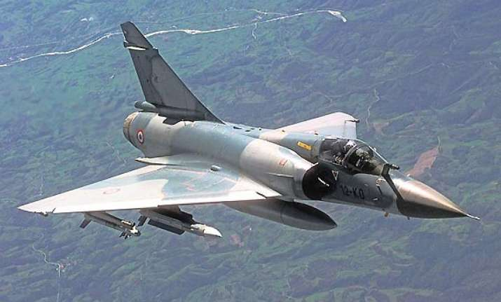 taiwan mirage fighter jet crashes