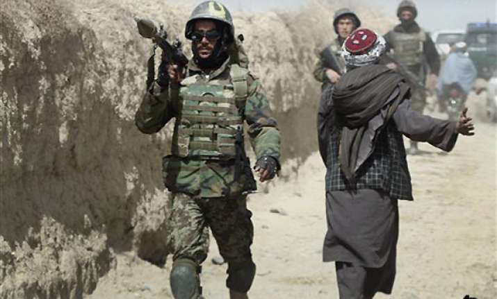 taliban break us contacts karzai orders us out of villages