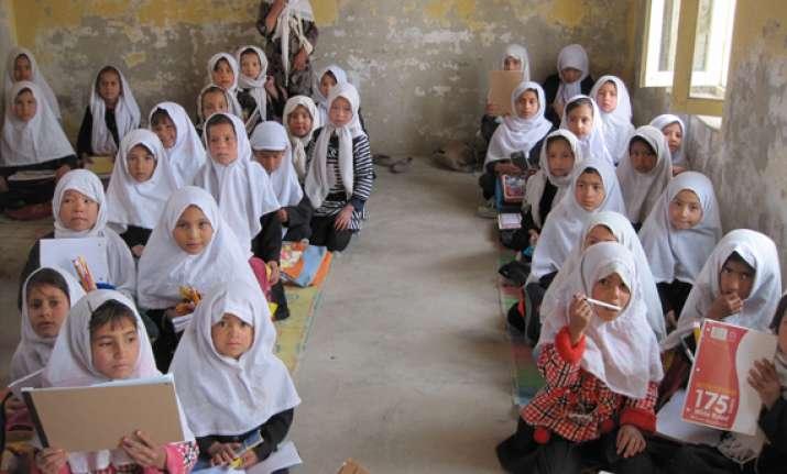 taliban poison drinking water in afghan school 150 girls