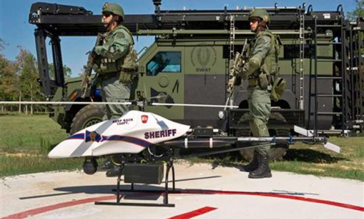 talk of drones patrolling us skies creates anxiety