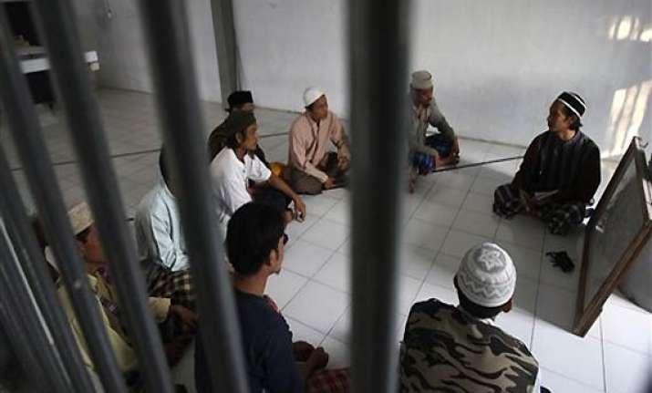 teaching jihad in indonesian prisons