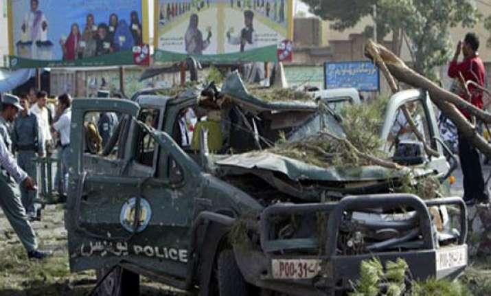 ten girls killed in bomb blast in afghanistan