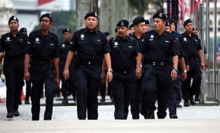 terror attack in india foiled by malaysian police
