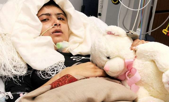 thank god i m not dead malala s first thought after attack