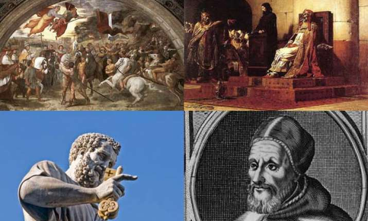 the world s 10 popes you should know about