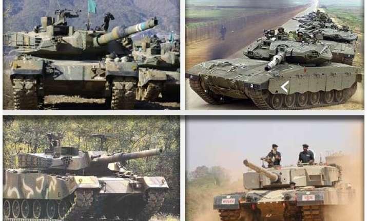 the world s ten best main battle tanks