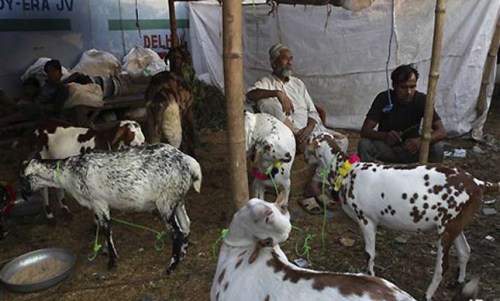this eid sacrificial animals in pakistan can cost more than