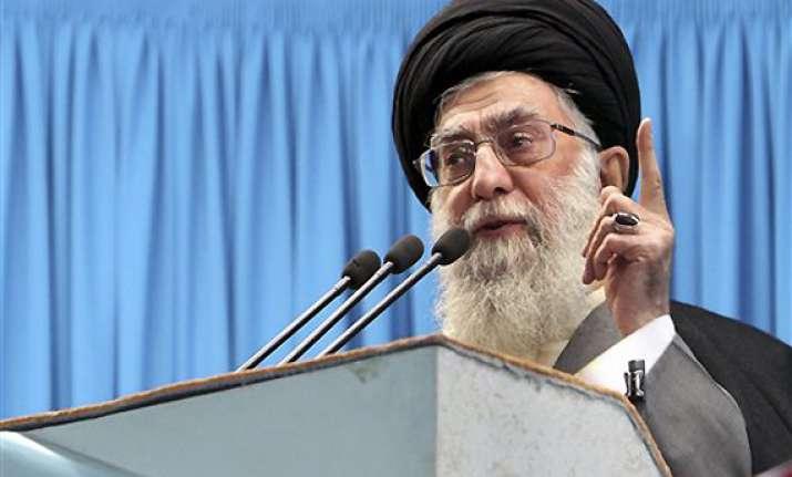 threatening us will harm america warns iran