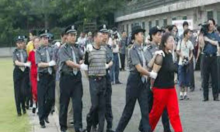 three chinese get death for drug trafficking