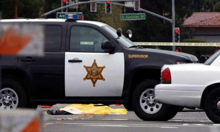 three killed in california shooting rampage