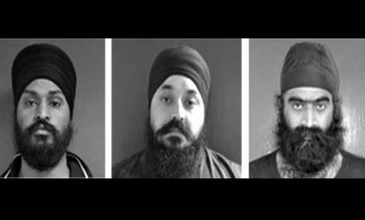 three sikh separatists arrested in malaysia