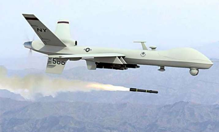 three militants killed in us drone attack