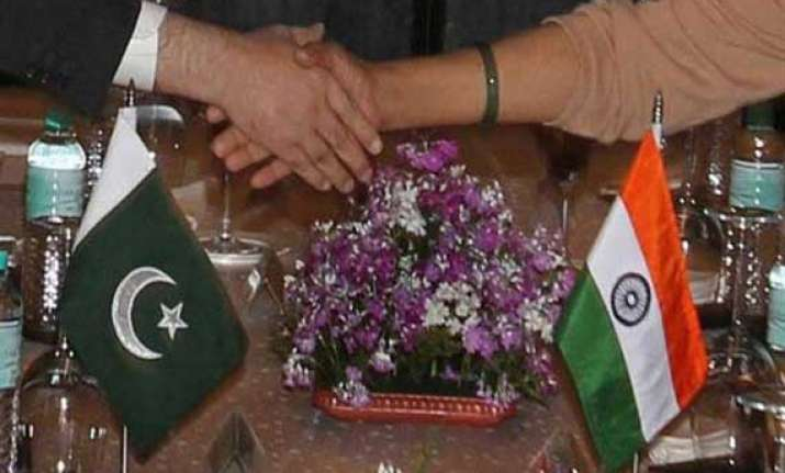 ties with india should move forward holistically pakistan