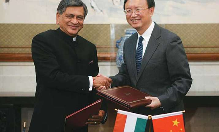 ties with china priority of india s foreign policy says