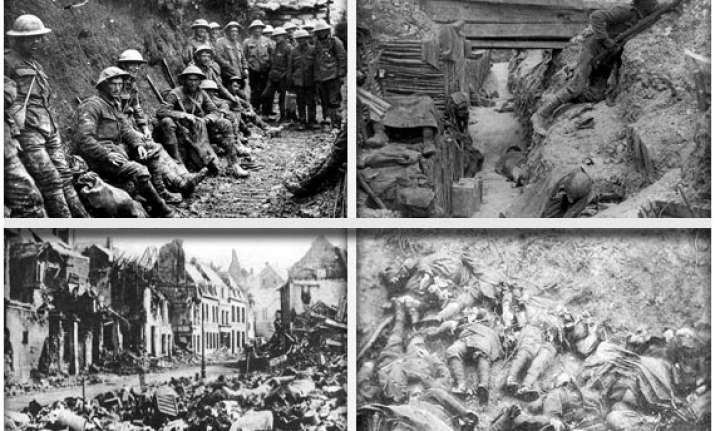 today in history first world war breaks out watch in pics