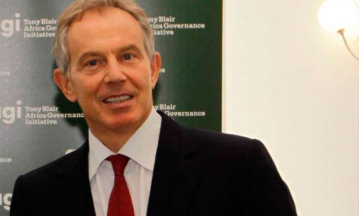tony blair s personal details stolen by hackers