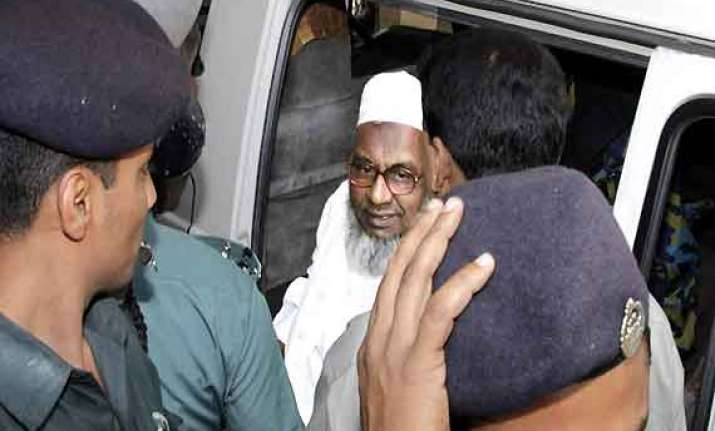 top jamaat leader executed in bangladesh for 1971 war crimes