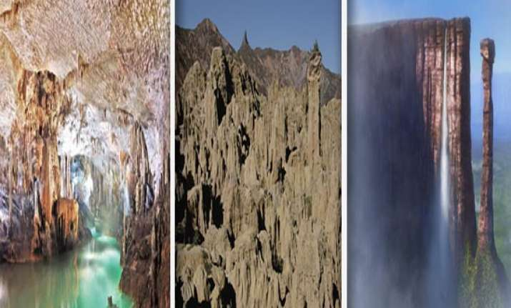top 10 natural wonders of the world