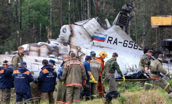 top nuclear scientists among 44 killed in russian plane