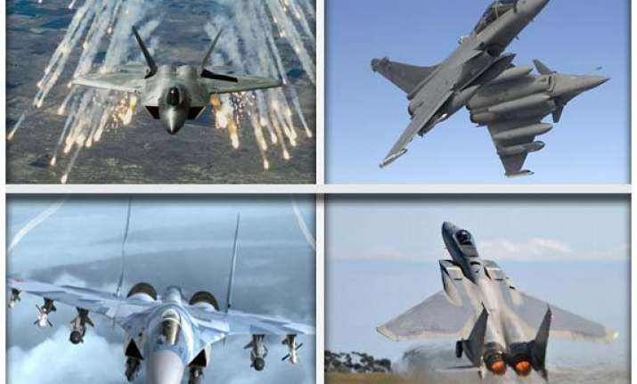 top 10 fighter planes of the world