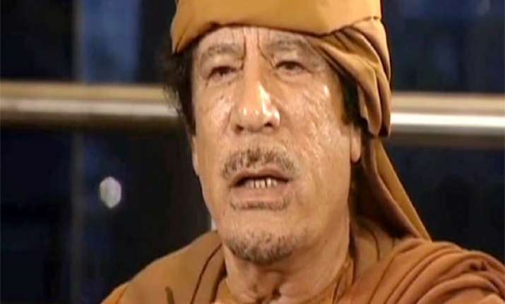 tripoli bombed gaddafi lashes colonial plot