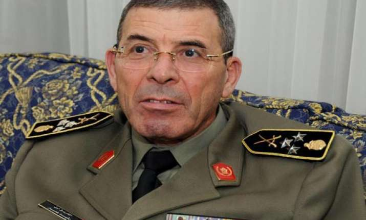 tunisian army chief retires amid criticism