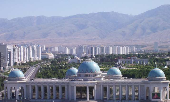 turkmenistan capital enters guinness world records has