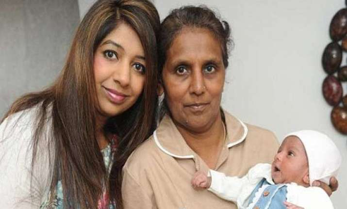 turned away by british hospital indian origin woman gives