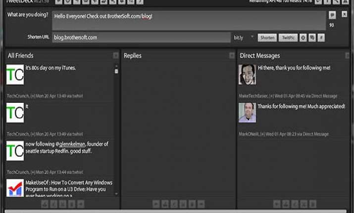 twitter buys tweetdeck for reported 40 50 million