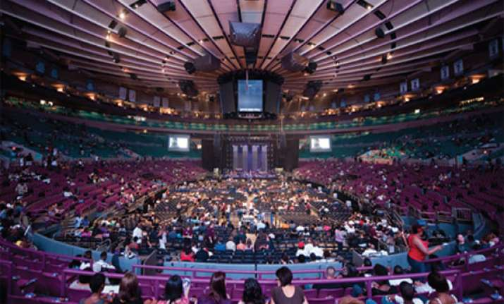 Two Billion People Can Watch 12 12 12 Madison Square Garden
