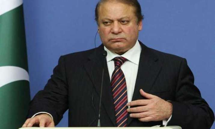 uk mps call for cut in aid to pak as sharif visits london