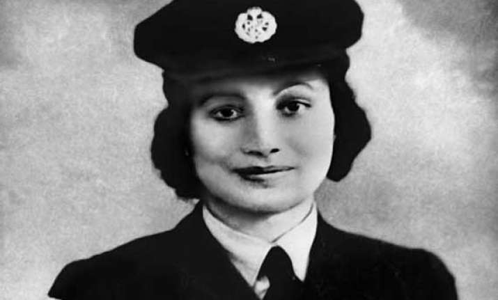 uk marks centenary of indian origin ww ii spy noor inayat