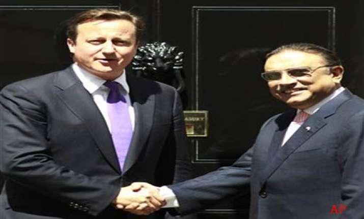 uk asks pakistan to move decisively against al qaeda
