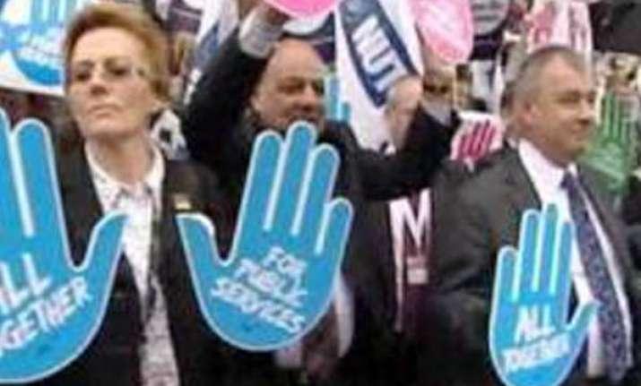 uk faces mass strikes as civil servants feel sting