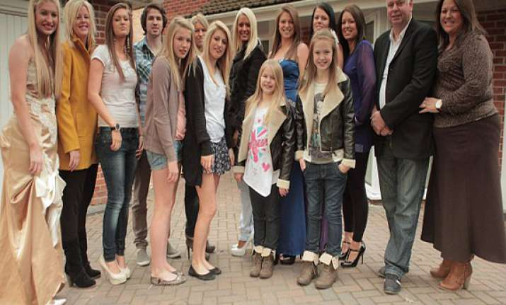 uk man with 12 sisters finally gets his own washroom
