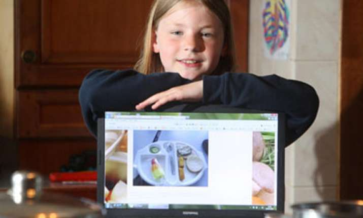 uk council lifts gag on 9 year old food critic