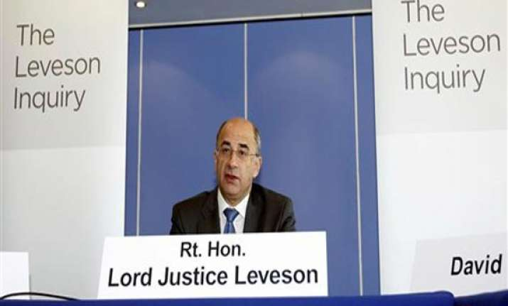 uk phone hacking scandal leveson report to be released