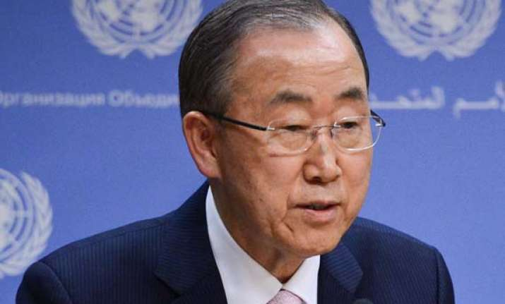 un chief appeals israelis palestinians to extend truce