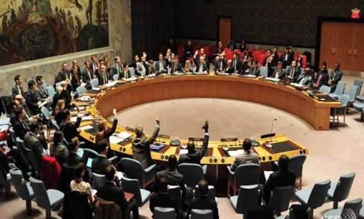 un security council urges for immediate ceasefire in libya