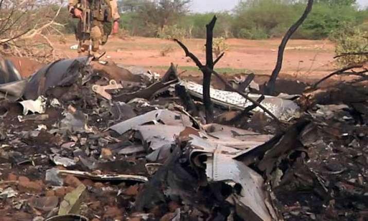 un finds second black box of air algeria jet