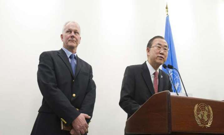 un mission to probe syria chemical weapon incident