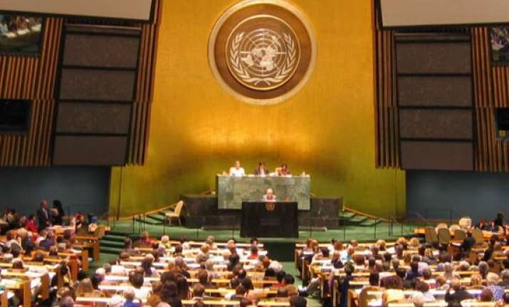 unga condemns plot against saudi envoy to us india abstains