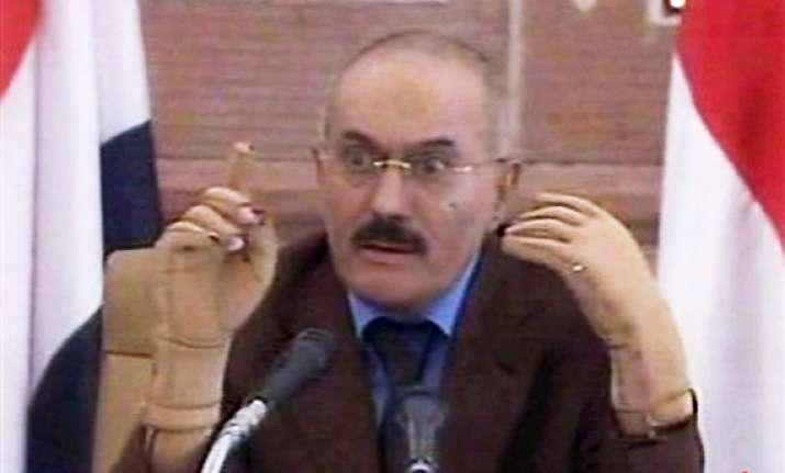unsc calls on yemeni president to step down